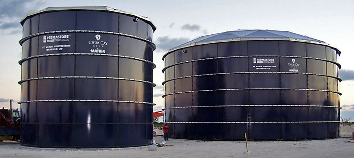 Authorized Distributors of Permastore Tanks & Silos